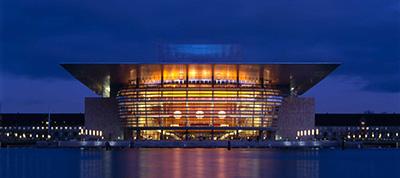 덴마크 코펜하겐 오페라하우스